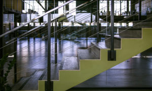 paint nv office building painting services staircase